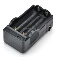 Dual 18650 Wall Camcorder Video Camera Digital Battery Charger Dock lithium ion portable battery charger