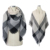 China Wholesaler High Quality Pahmina Feel Women Winter Scarf