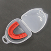 Wholesale rubber MMA boxing sports mouth guard, boxing equipment