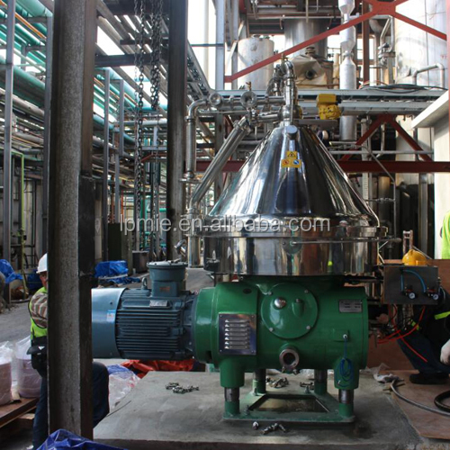 Horizontal Continuous Automatic Discharge Disc Centrifugal Separator Machine for Soybean and vegetable oil Separation