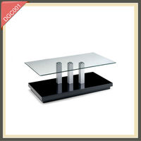 coffee table fish tank marble top coffee table coffee table with stools DGC001