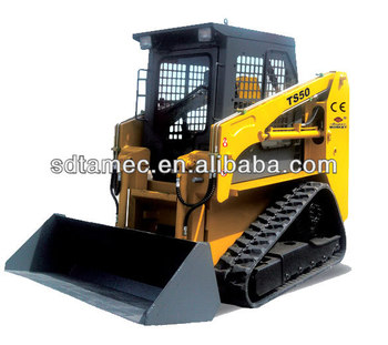 compact multi-terrain loader, slim and light, perfect effeciency