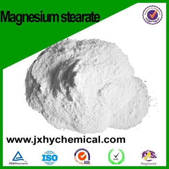 Manufacturer ! Magnesium Stearate powder for PVC products CAS NO: 557-04-0
