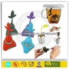 kitchen essential floating duck tea infuser