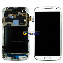 High Quality LCD display touch screen with digitizer for SAMSUNG galaxy S4 i9500 manufacturer