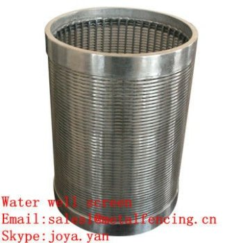 Johnson mesh Screen tube