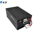 Storage and handling AG V 24v 40ah lithium ion battery pack Battery Lifepo4
