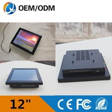 "12""touch pc embedded desktop mini pc cpu cheap thin client computer"