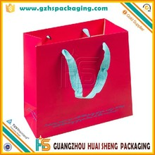 Alibaba China Colorful Dollar General Gift Bags With Ribbon Handle