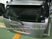 TOYOTA COROLLA FIELDER NZE121 REAR DOOR