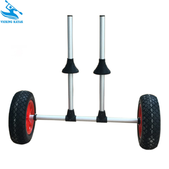 Stainless Metal Accessories Popular Surfboard Trolley