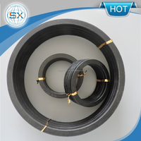 High demand import products hydraulic V shape rubber seals for hydraulic cylinder repair kits