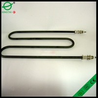 Stainless steel water heater electric tubular heating element