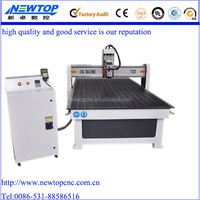 China hot sale and cheap price mdf carving machine