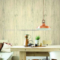 PT-CW-151502 wood texture home decor wallpaper 3d effect wood wall panel