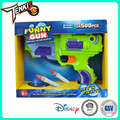 2017 Wholesale Kids plastic flare gun bullet sniper toy gun from china