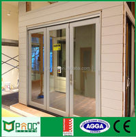 Aluminium Windows And Doors,Aluminum Bi Fold Door Can Be Customized