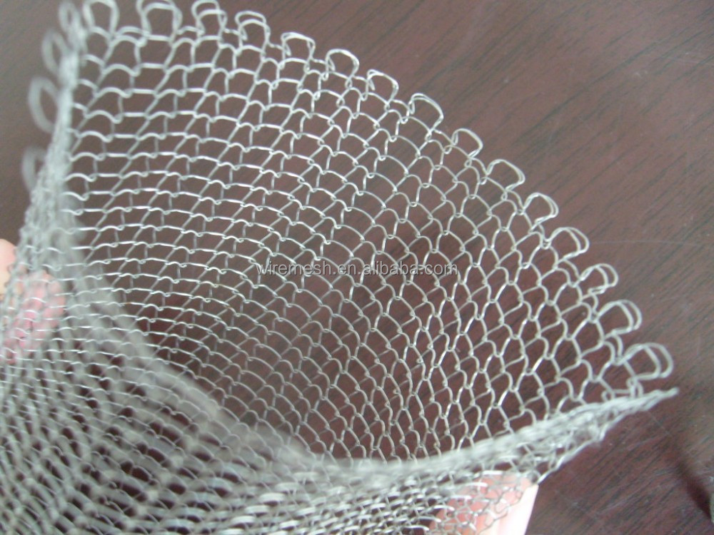 Knitted Wire Mesh/Crimped Wire Mesh use filter