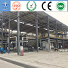 industrial equipment manufacture re refined motor oil for recycling
