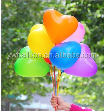wedding decoration heart balloon