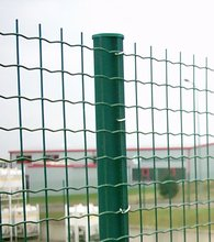 high quality PVC coated fence / fence panels / safety mesh fence