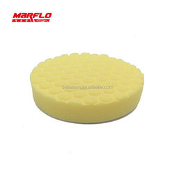 China gold supplier crazy selling polish wax foam sponges applicator pads