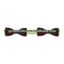 Plaid Ribbon Assorted Rose Trims