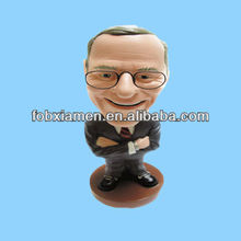 Old Man Dashboard Custom Bobble Head Figurines