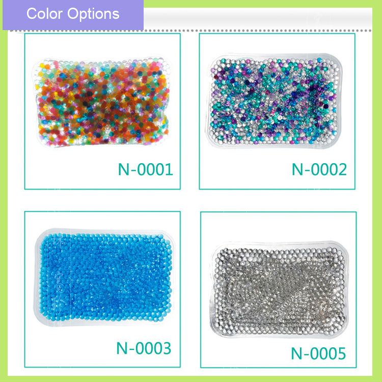 Cooling Gel Beads