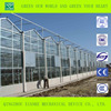 Prefabricated Glass Greenhouse For Agriculture
