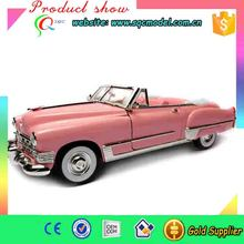 New design diecast models 1:18 diecast model old alloy car Good Quality