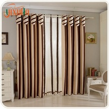 High quality jacquard made in china type of office wholesale curtain for the living room