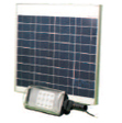 LED SOLAR STREET LIGHTS WITH PANEL