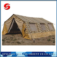 camouflage waterproof China tent camping tent for military used