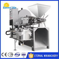 professional design small scale crude rapeseed oil refinery/virgin rapeseed oil machine