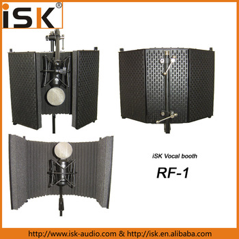 Microphone Vocal booth RF-1