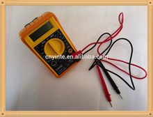 120G digital multimeter with instruction manual and CE Certification