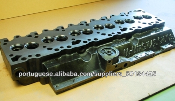 High quality diesel engine cylinder head 3008095 for Cummins diesel engines for marine, auto, construction overhaul