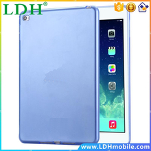 For iPad Mini 4 Simple Clear Soft TPU Ultra Thin Back Case for Apple iPad Mini4 Transparent Protect Anti-scratch Flexible Cover