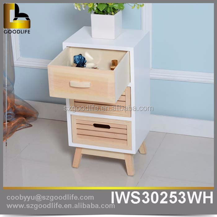 solid wood furniture bedroom cabinet drawer factory direct