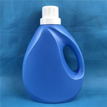 Plastic Empty Liquid Laundry Detergent Bottle 1L Large Capacity in china