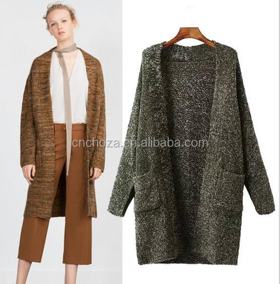 Z52103B hot sale spring &autumn women cardigan sweater