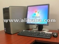 "2.8GHz Dual Core D. Desktop With 15"" LCD Monitor With 3Yrs Limited Replacement Warranty :: Call +88-01717181777:::"