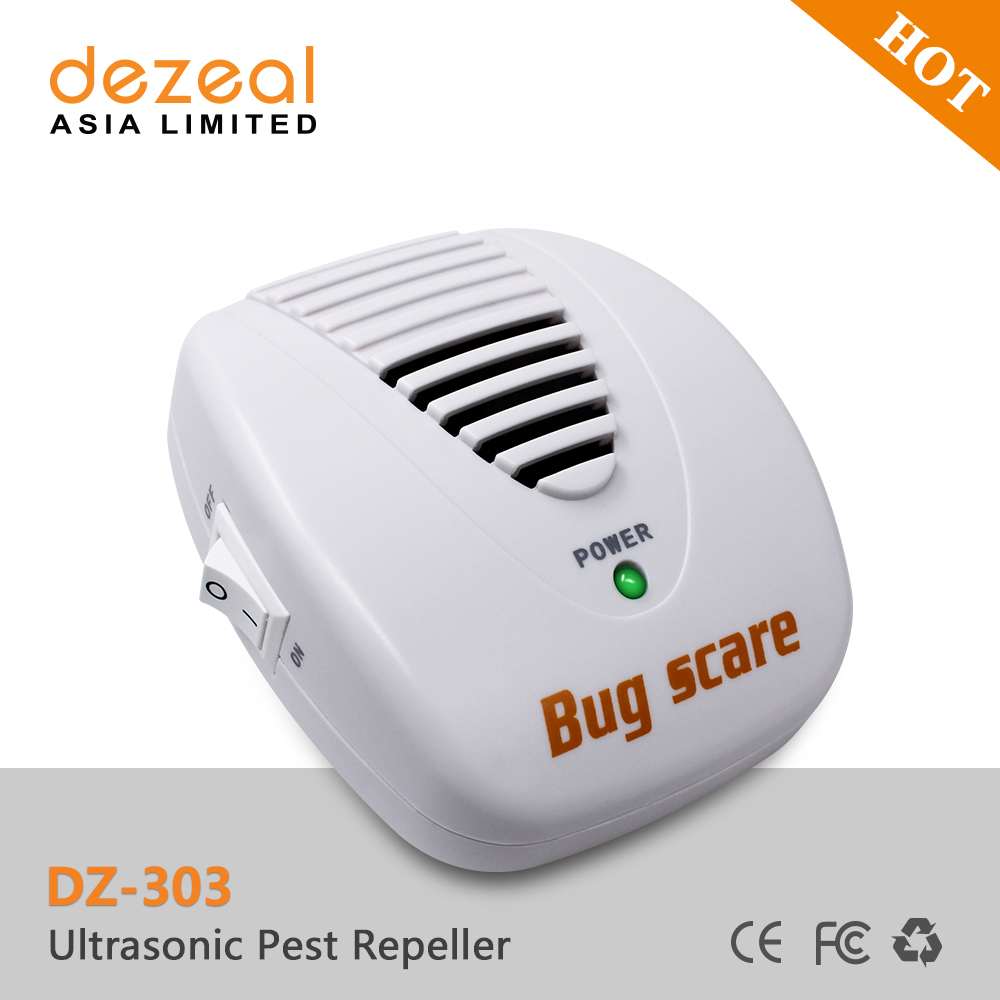 2017 New Ultrasonic Pest Repellent Eco-Friendly Electrical Monkey Repeller