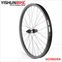 2017 YISHUN 29er Bicycle MTB Offset ASD 1367g XC 240 Swiss Hub Carbon Fiber Mountain Bike Chinese Best Stiff Wheels 240S-29-30S