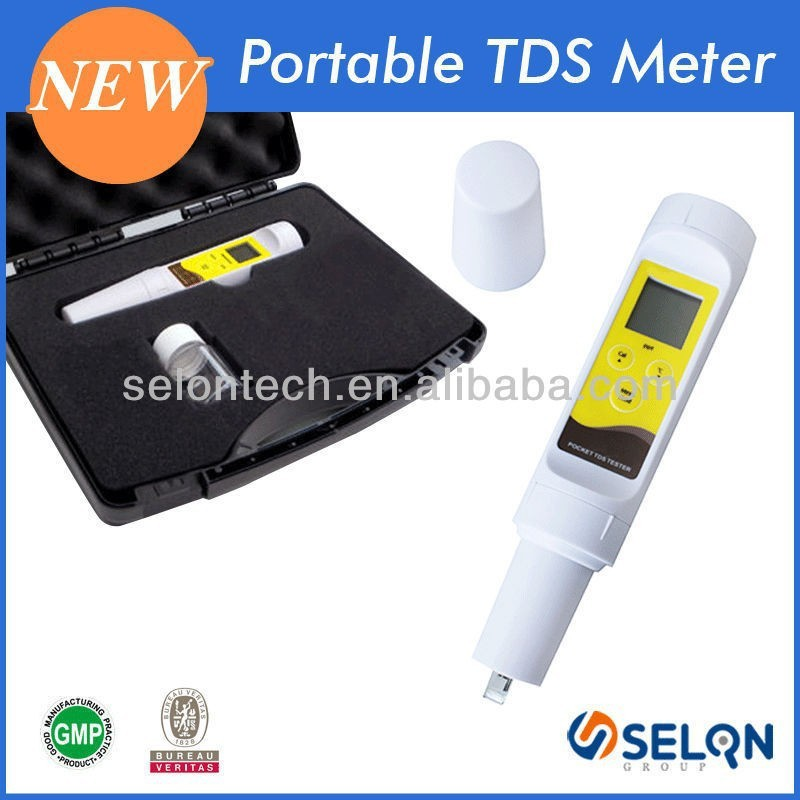 SELON TDS SAN 20 CHLORINATOR AND PH METER