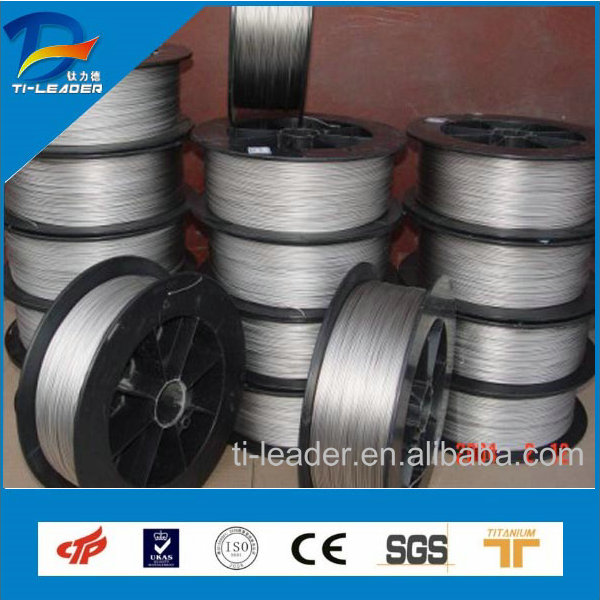 standard qualified titanium wire for fishing