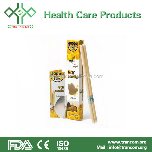 indian ear candle natural beeswax wax ear candle factory supply