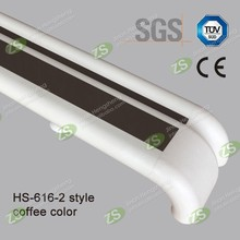 Wall Mounted balustrade handrails fittings For Hospital Corridor