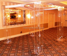 Transparent Acrylic Lucite Plexiglass Wedding Chuppah Clear Acrylic Gazebo